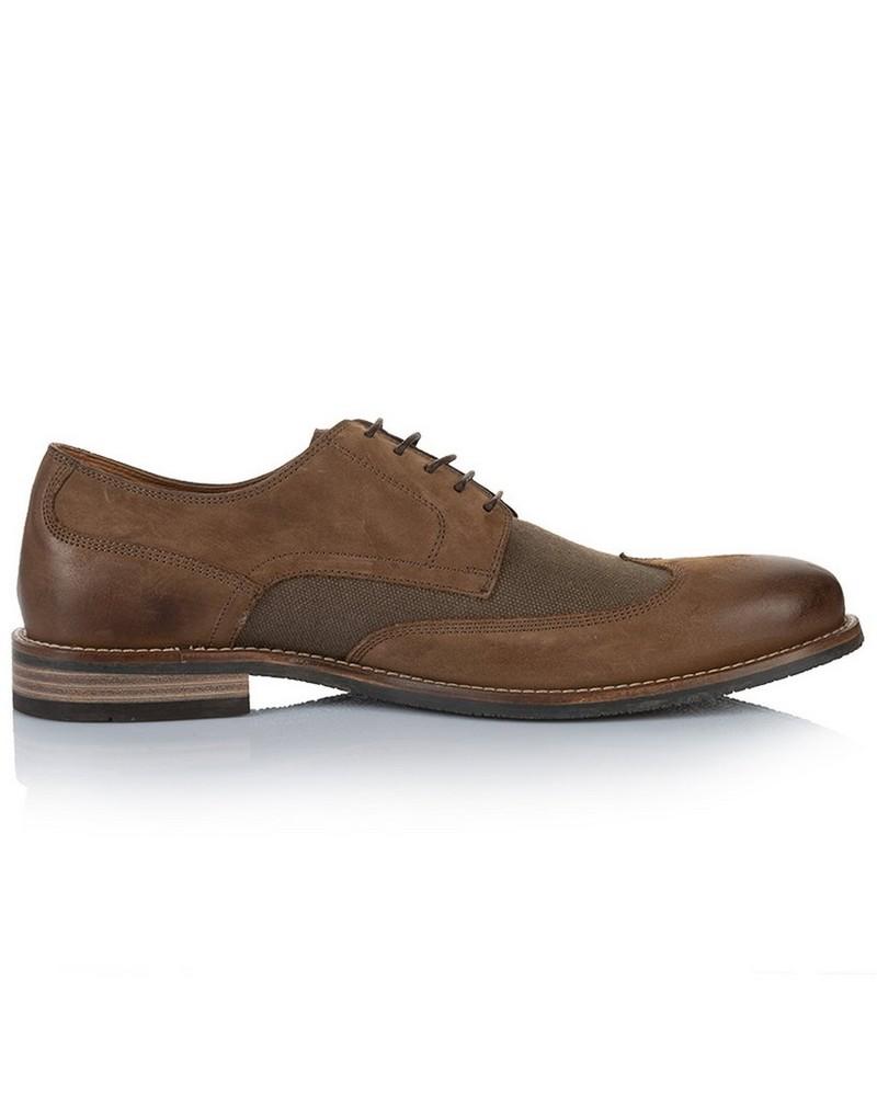 Arthur Jack Tyler Men's Shoe  -  stone