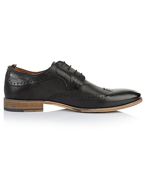 Arthur Jack Men's Calvin Shoe -  black