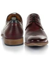 Arthur Jack Men's Ezra Shoe -  plum