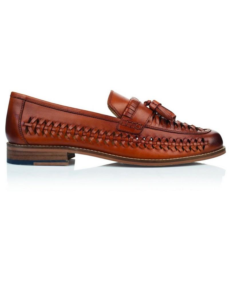 Arthur Jack Shaun Men's Shoe  -  tan