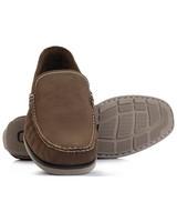 Democrata Ocean Shoe (Mens) -  taupe