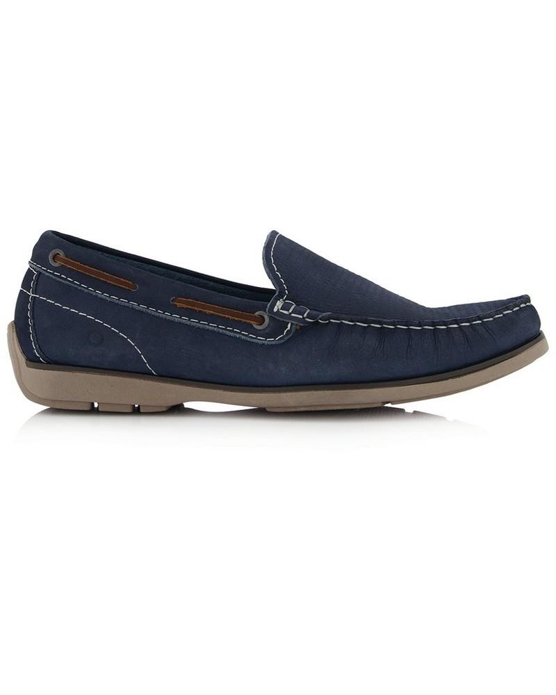 Democrata Ocean Shoe (Mens) -  blue