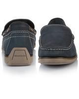 Democrata Ocean Shoe (Mens) -  navy