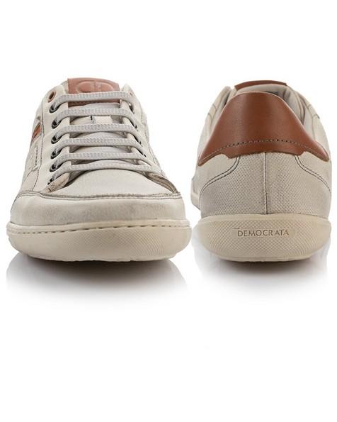 Democrata Lucky Shoe (Mens) -  white