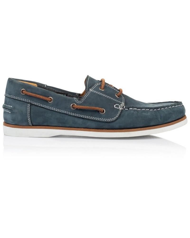 Arthur Jack Men's Archie Shoe -  navy