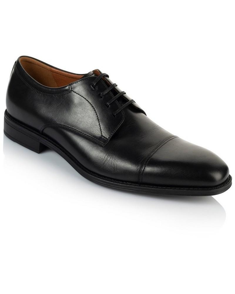 Florsheim Men's Chateau Shoe -  black