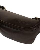 Arthur Jack Sicily Moon Bag -  chocolate