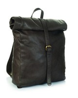 Arthur Jack Monoco Duffel Bag -  chocolate