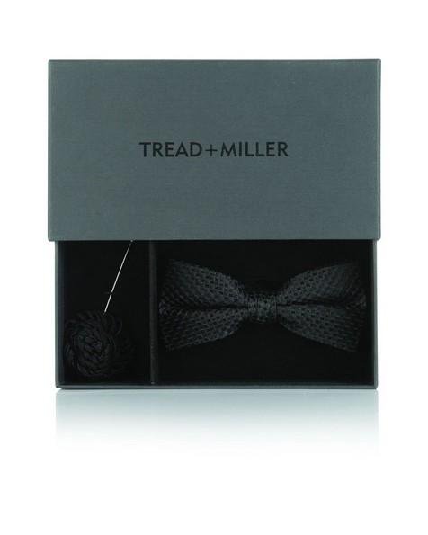 Tread & Miller Aldridge Set -  black-black