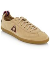 le coq Provencale II Low Suede Shoe (Mens) -  stone