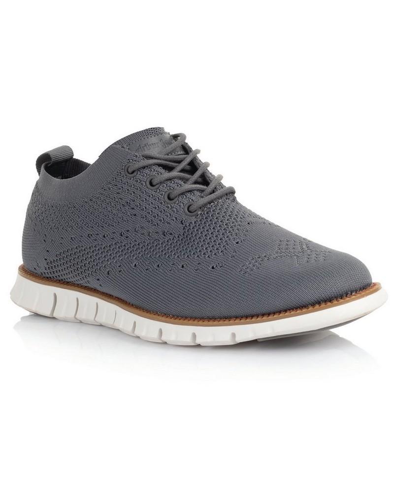 Arthur Jack Men's Keenan 2.0 Shoe  -  grey