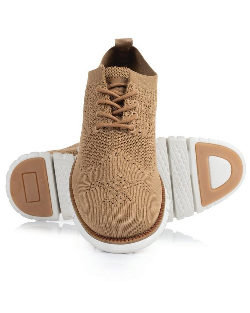 Arthur Jack Men's Keenan 2.0 Shoe  -  tan