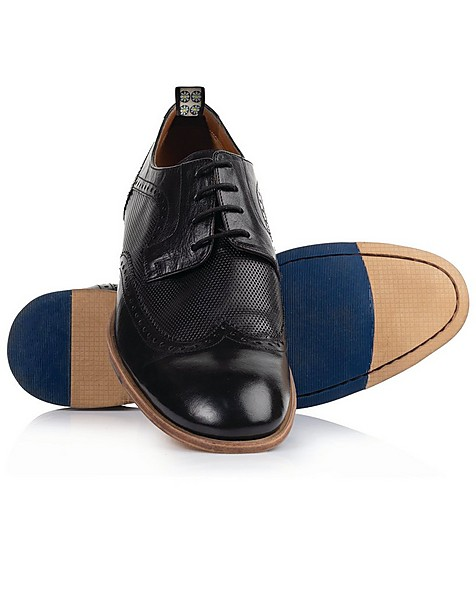 Arthur Jack Men's Kieran Shoe -  black