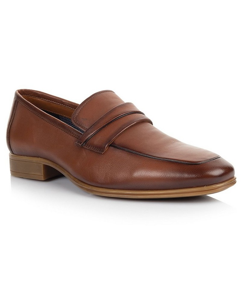 Arthur Jack Men's Starsky Shoe -  tan