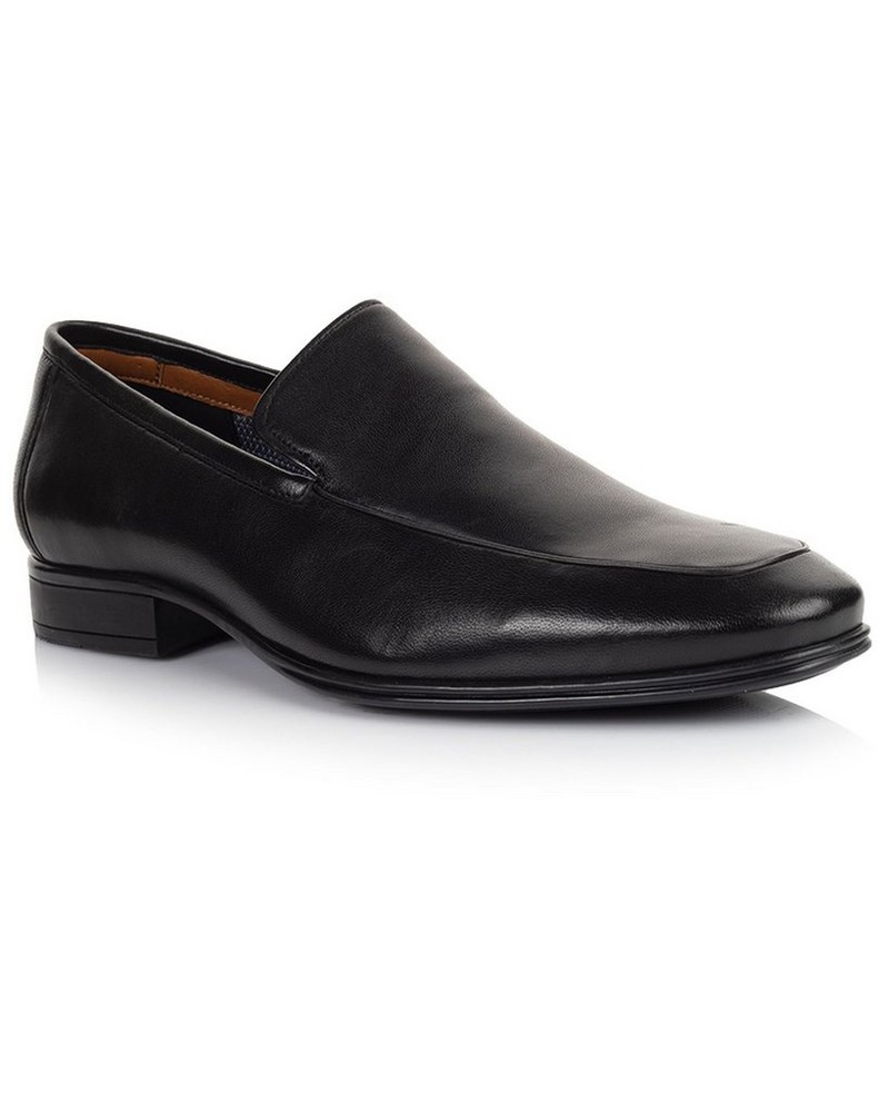 Arthur Jack Men's Hutch Shoe -  black