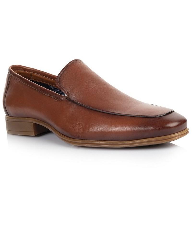 Arthur Jack Men's Hutch Shoe -  tan