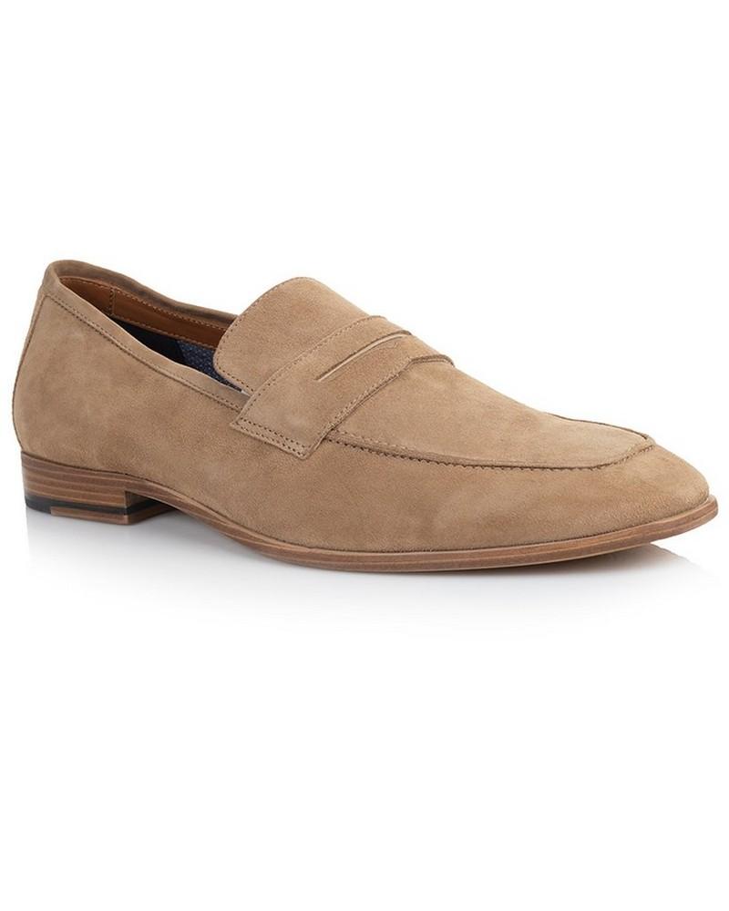 Arthur Jack Men's Cole Shoe -  stone