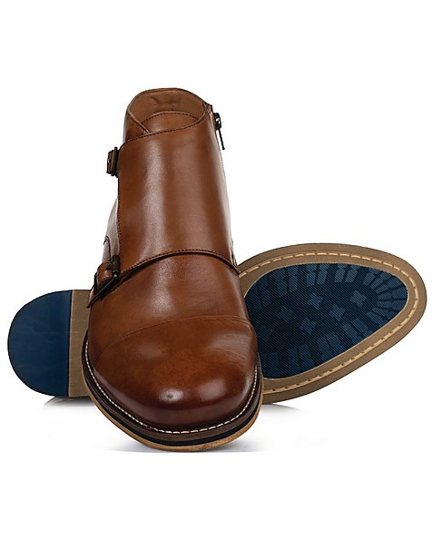 Arthur Jack Holmes Boot (Mens) -  tan