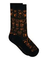 Tread & Miller Ingwe sock -  black-copper