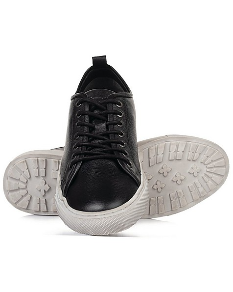 Arthur Jack Men's Ramiro Sneakers -  black