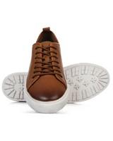 Arthur Jack Men's Ramiro Sneakers -  tan
