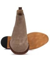 Arthur Jack Men's Baldwin Boot -  stone