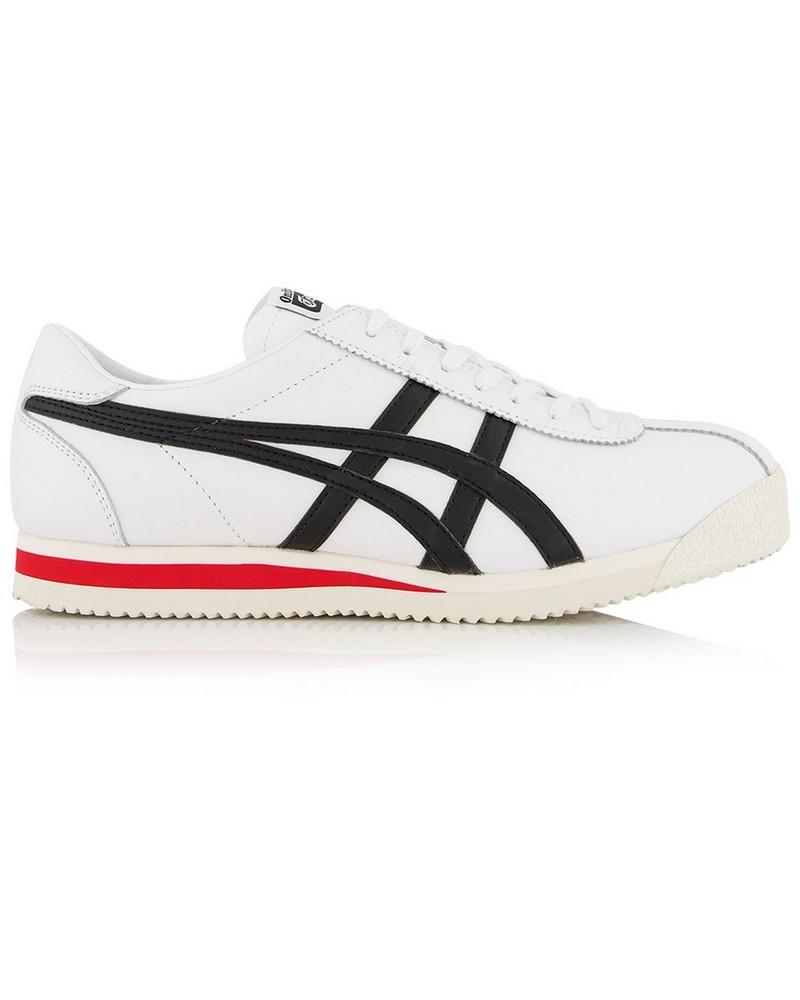 Onitsuka Tiger Men's Corsair Sneaker -  white-black