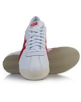 Onitsuka Tiger Men's Corsair Sneaker -  white-red