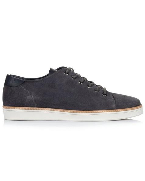 Arthur Jack Men's Dennis Sneaker -  grey