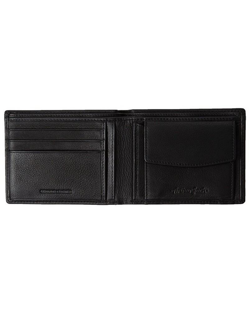 Arthur Jack Seattle Wallet -  black
