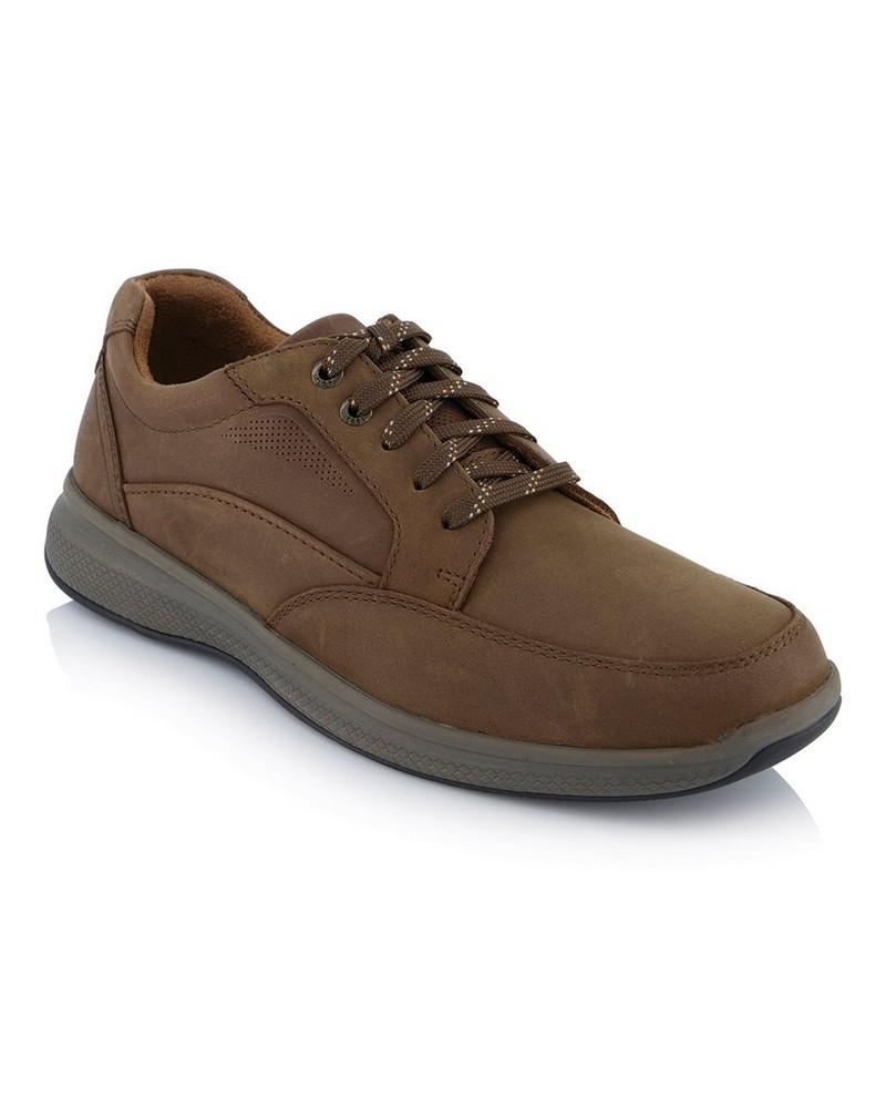 Florsheim Supacush Plain Shoe Mens -  khaki
