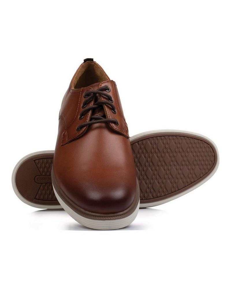 Florsheim Supacush Plain Shoe Mens -  tan