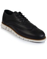 Arthur Jack Men's Gunner Sneaker -  black