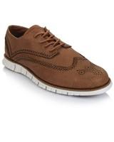 Arthur Jack Men's Gunner Sneaker -  tan