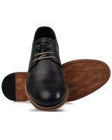 Arthur Jack Men's Weston Shoe -  black