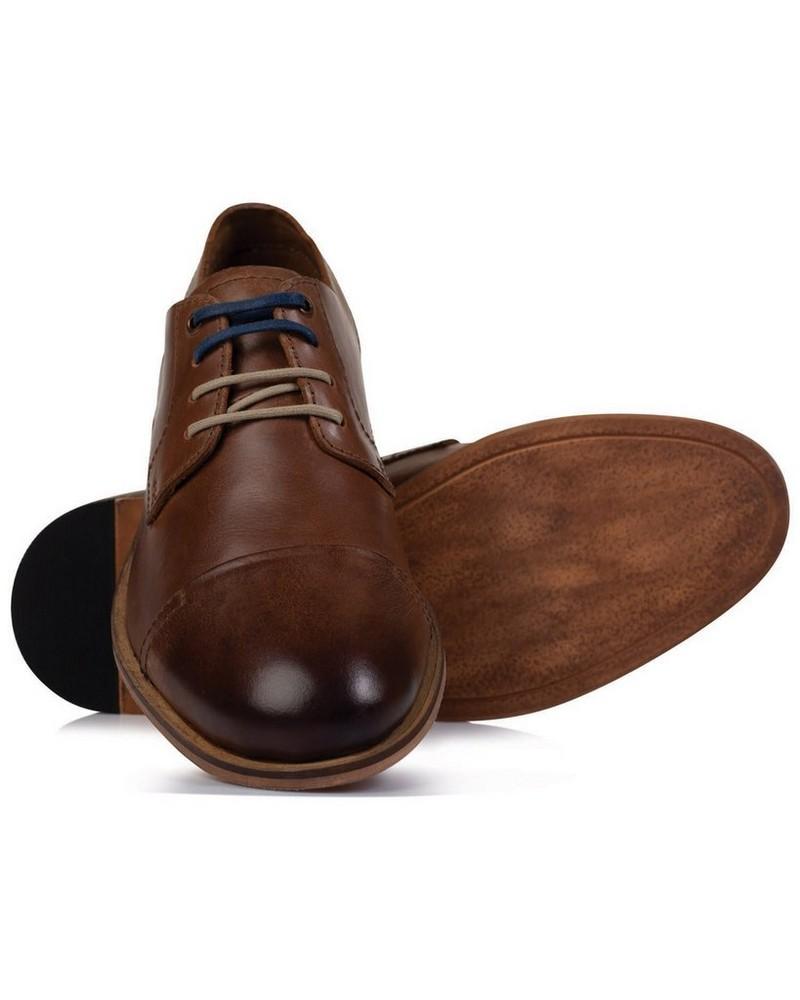 Arthur Jack Men's Weston Shoe -  tan