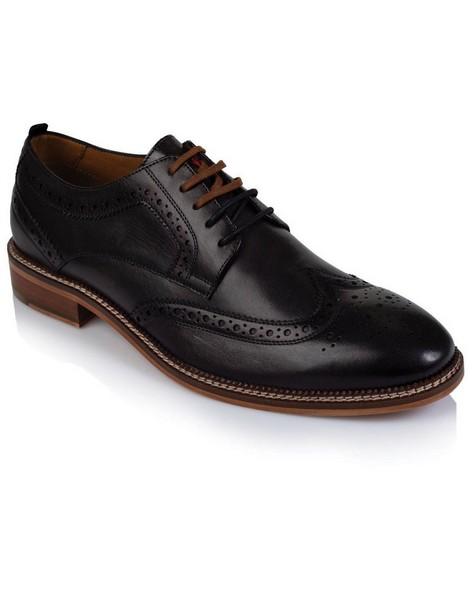 Arthur Jack Men's Remington Shoe -  black
