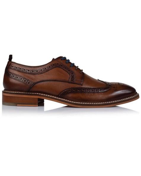 Arthur Jack Men's Remington Shoe -  tan
