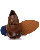 Arthur Jack Men's Jett Shoe -  tan