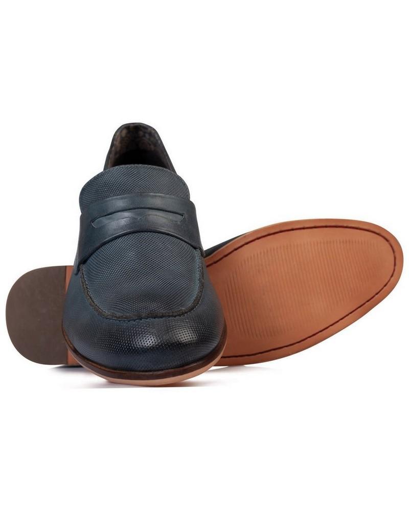 Arthur Jack Men's Miller Shoe -  navy