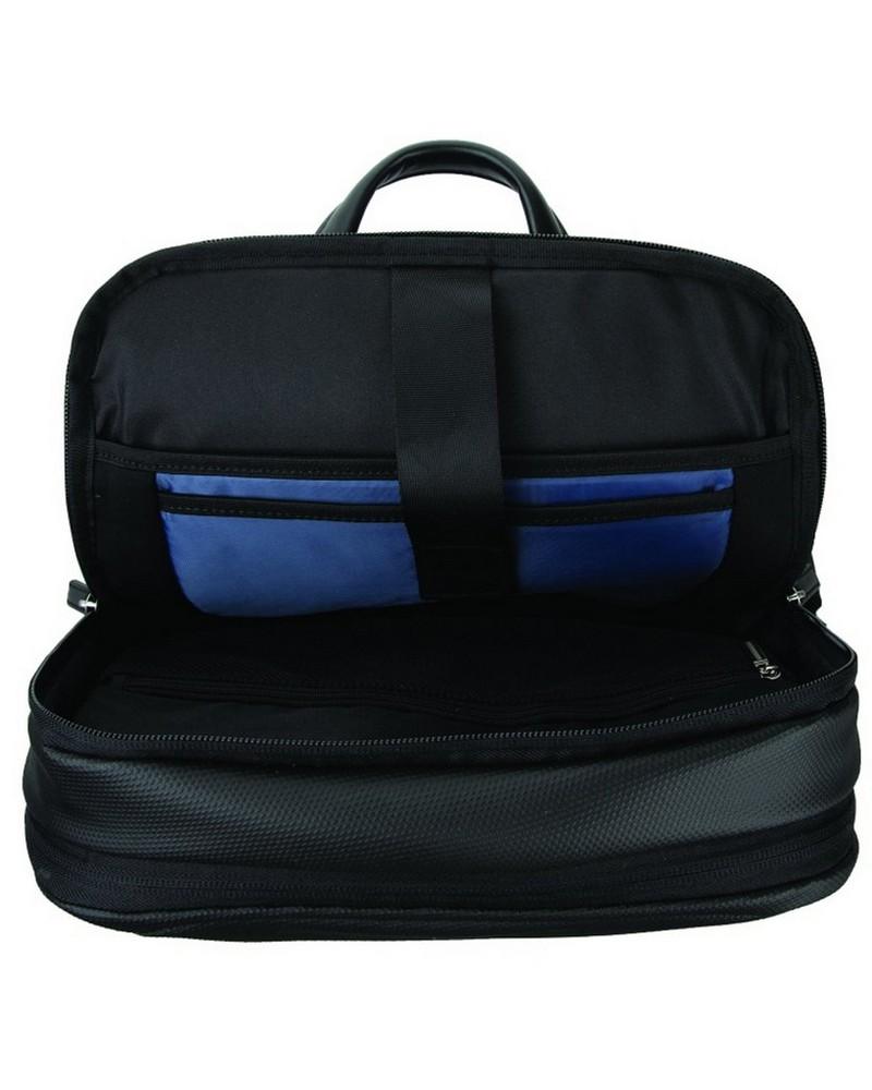 Arthur Jack Benton Backpack -  black-black