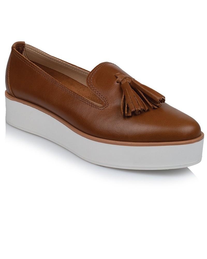 Rare Earth Ladies Zada Shoe -  tan