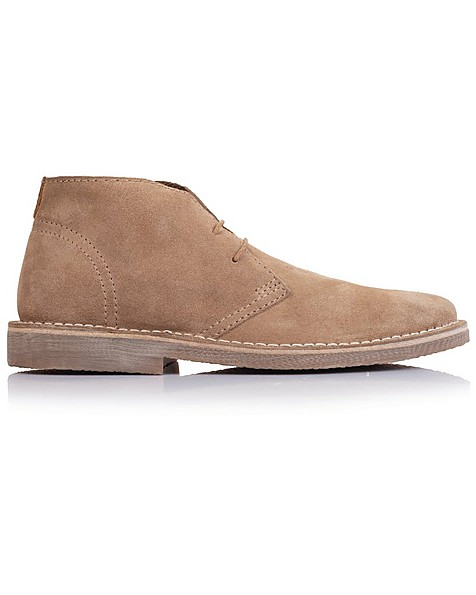 Arthur Jack Men's Sahara Boot -  stone