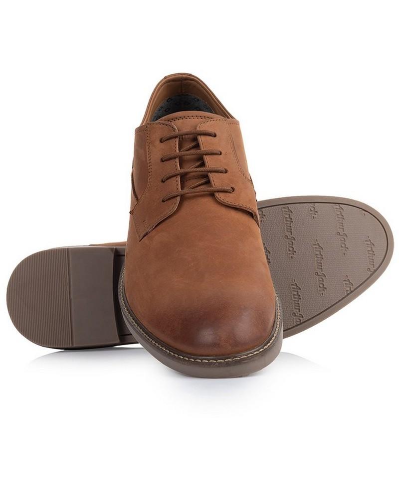 Arthur Jack Men's Bradford 2.0 Shoe -  rust