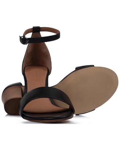 T Rare Earth Kris Sandal (Ladies) -  black