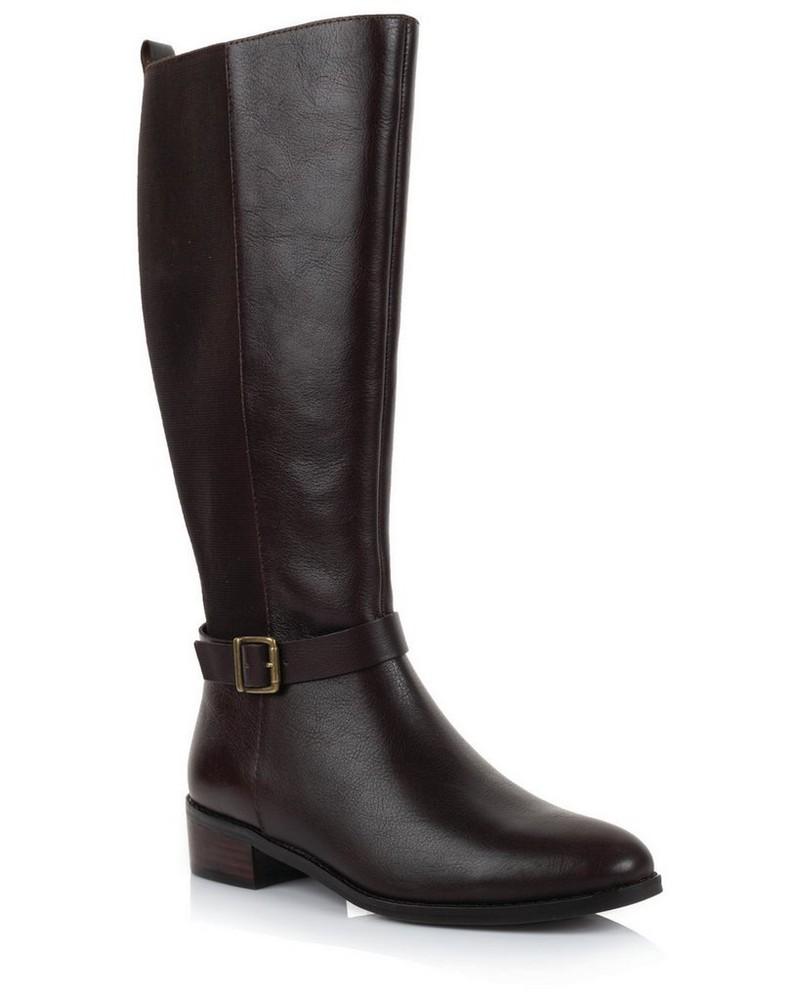 Rare Earth Ladies Diana Boot -  brown