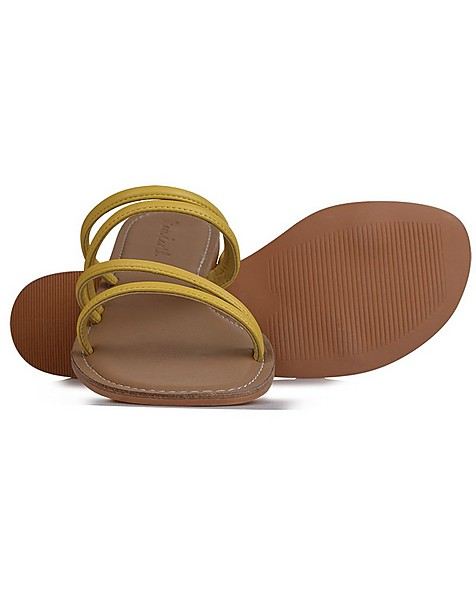 Rare Earth Ladies Tallie Sandal  -  yellow