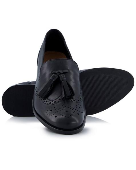 Rare Earth Ladies Lana Shoe  -  black