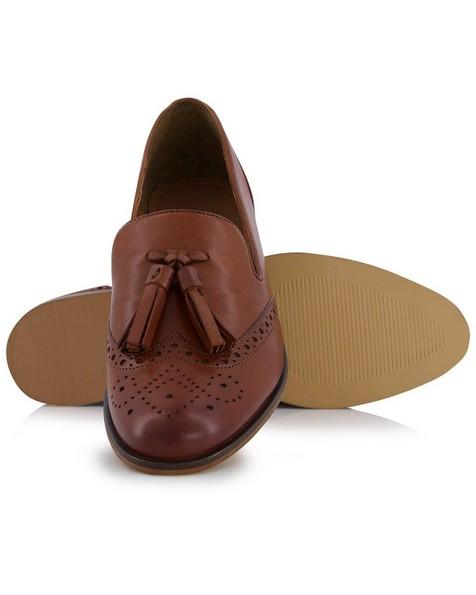 Rare Earth Ladies Lana Shoe  -  tan