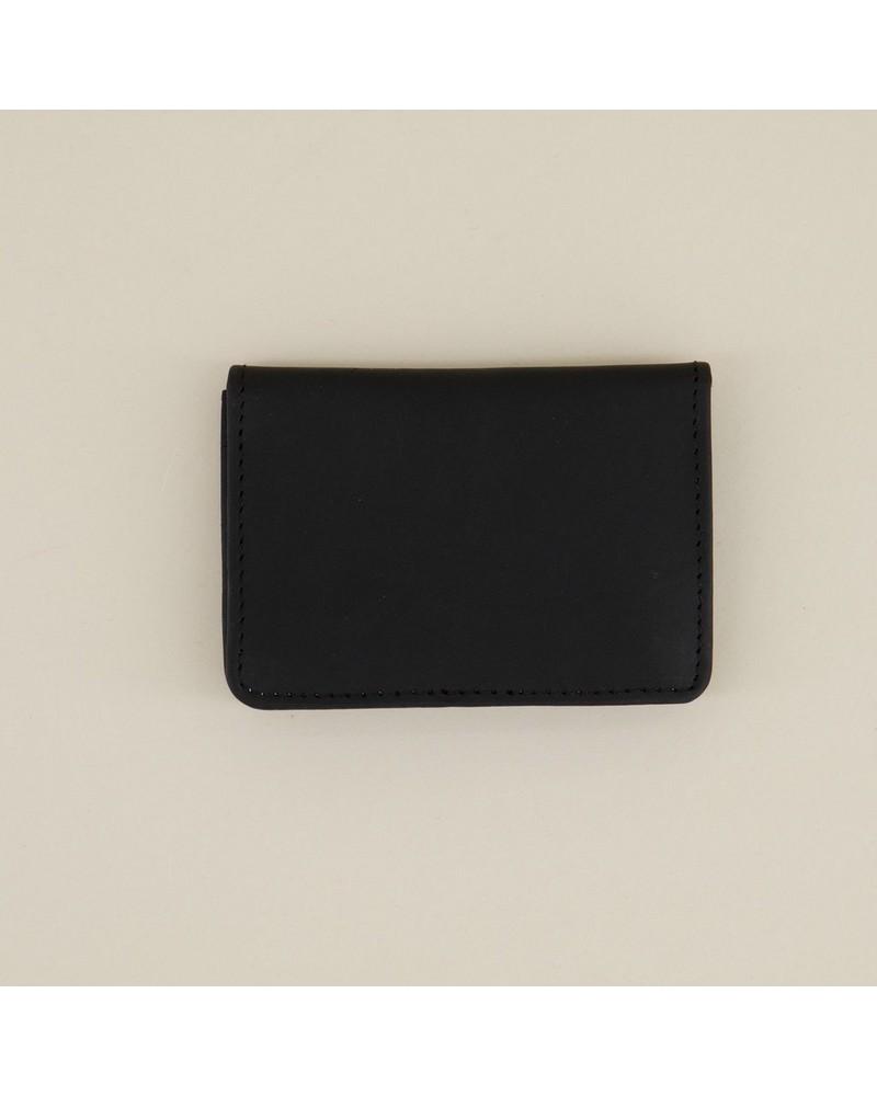 Tread & Miller Liam Card Holder -  black